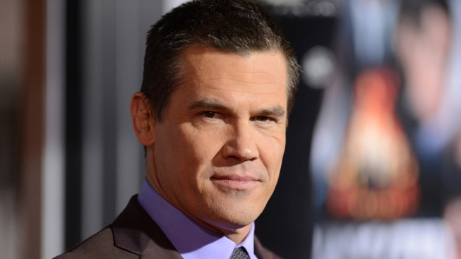Josh Brolin Talks New Year's Arrest on Letterman