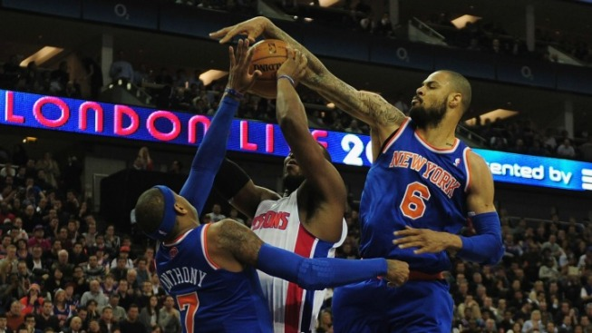 Knicks Put On a Jolly Good Show in London
