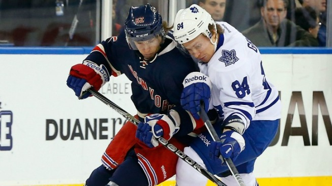 Rangers Want More From Their Forwards