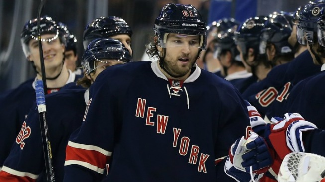 Rick Nash Isn't What We Thought He Was