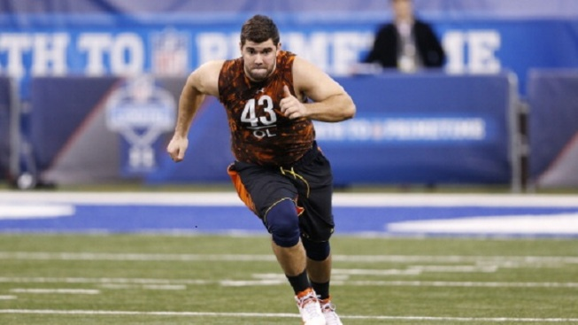 Giants Take OL Justin Pugh With 19th Pick