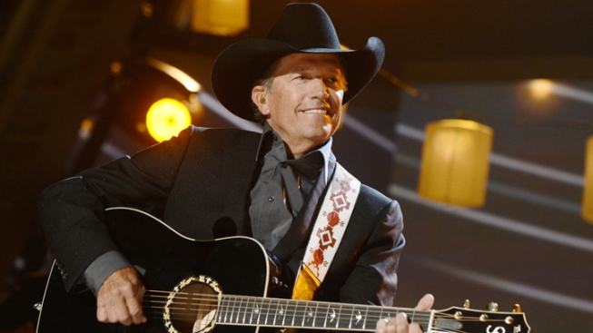 George Strait Rides Into CMAs' Spotlight Again
