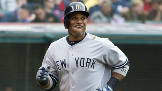 Robinson Cano Finally Breaks Out the Lumber
