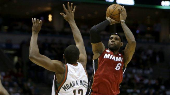 LeBron James Wins 4th NBA MVP Award: AP Source