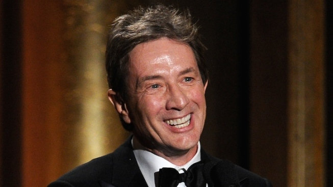 "Martin Short Will Replace Nathan Lane in ""It's Only a Play"""