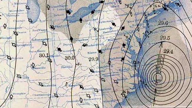 The Hurricane of 1938 and Hurricane Irene