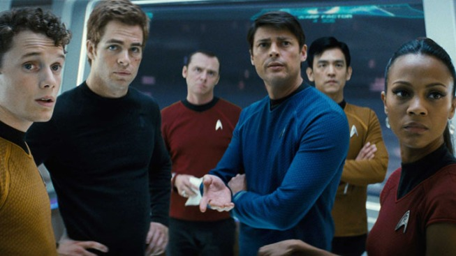 """Star Trek Into Darkness"" Extended Trailer to Screen Before ""The Hobbit"""