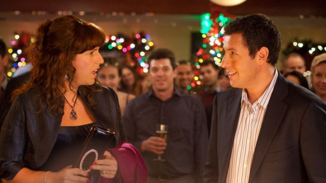 Sandler Sets Razzie Record: 11 Worst-Movie Noms