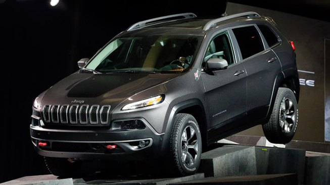 Jeep Takes Radical Turn With Cherokee