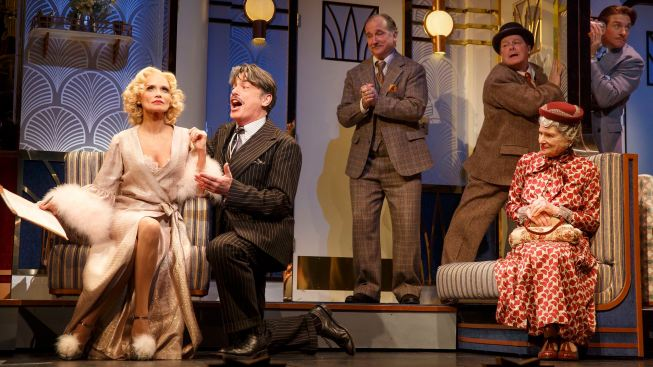 "Roundabout's ""Twentieth Century"" Revival Has a Lotta Locomotion"