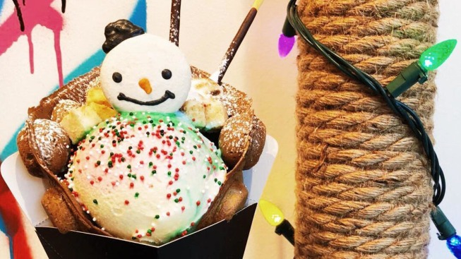 25 Holiday Desserts You Ve Got To Try In Nyc Nbc New York