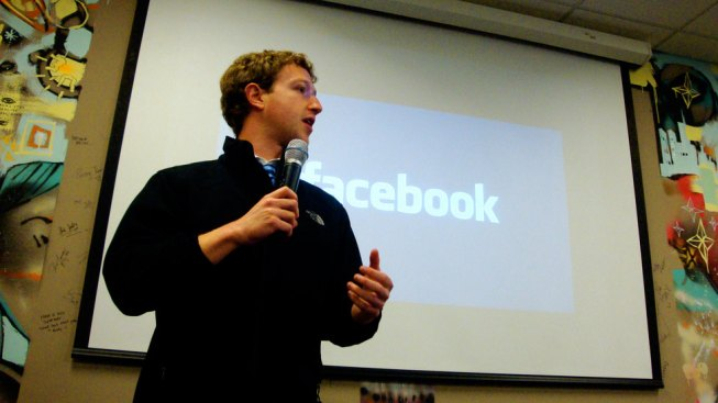 Facebook Tries to Convince Recruits It's Changing the World
