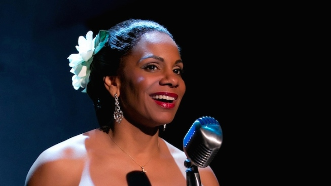 "Audra McDonald Thanks Maya Angelou in ""Lady Day"" Curtain Call Speech"