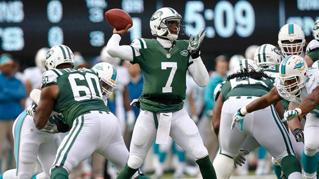 Jets Can Run, But They Can't Pass or Win