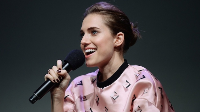 """Girls"" Star Allison Williams to Lead NBC's ""Peter Pan Live!"""
