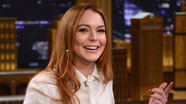 "Lindsay Lohan Will Make Stage Debut in ""Speed-the-Plow"" in London"