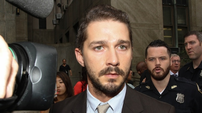 "Shia LaBeouf Discusses His Arrest at Broadway's ""Cabaret"""