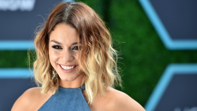"Vanessa Hudgens to Make Broadway Debut in Title Role of ""Gigi"""