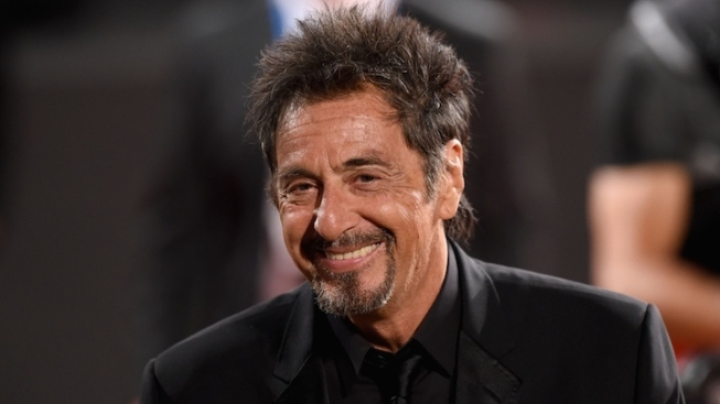 Al Pacino to Star in New Mamet Play on Broadway