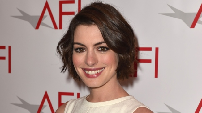 Anne Hathaway Books One-Woman Play at The Public