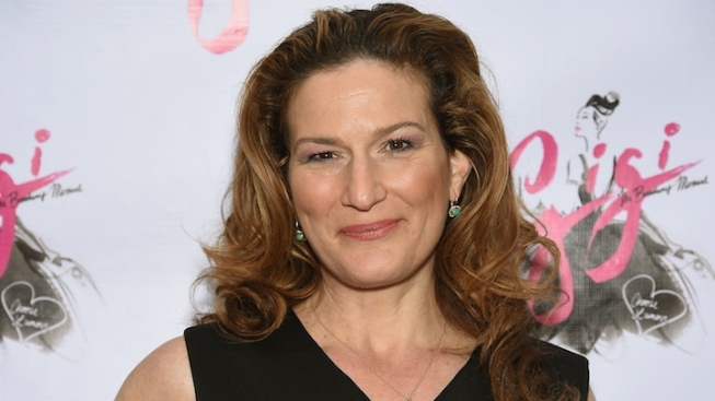 """SNL"" Alum Ana Gasteyer Joins Jonathan Groff in ""A New Brain"""