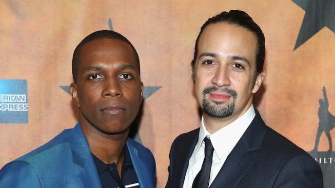 'Hamilton' Opening Night Bash Brings A-List Stars, Fireworks