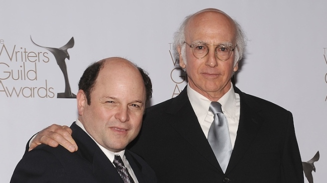 "Jason Alexander to Replace Larry David in ""Fish in the Dark"""