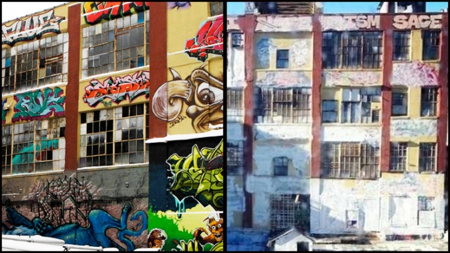 Taggers Sue 5Pointz Owner for Whitewashing Their Graffiti