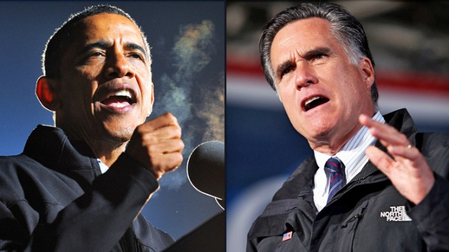 Obama or Romney? It's Up to Voters Now