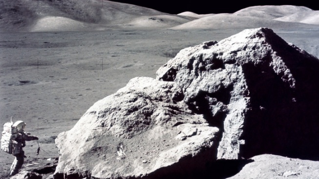 Long-Lost Moon Rock Turns Up In Clinton Papers