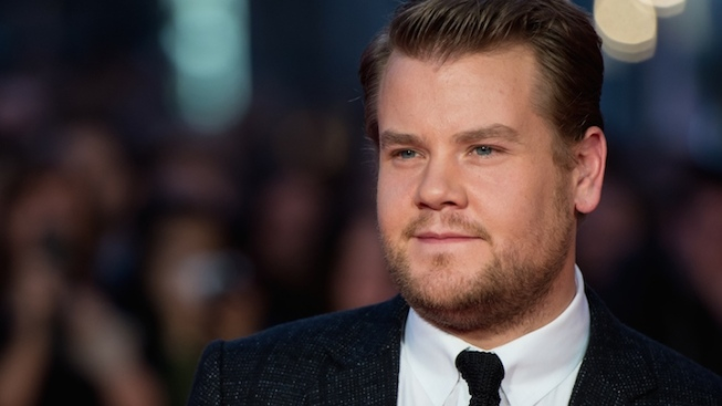 "James Corden to Take Over ""The Late Late Show"" March 9"