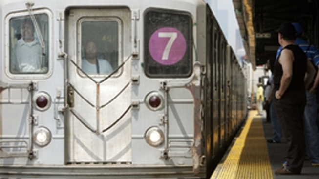Major Changes on the F, G and 7 Lines This Weekend