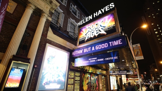 Broadway's Helen Hayes Theatre Purchased by Second Stage