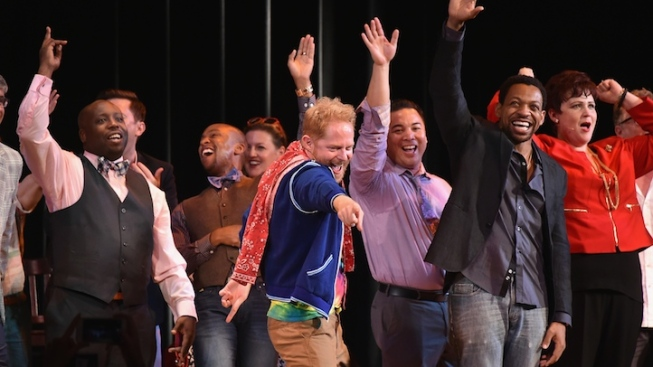 Broadway's 'The 25th Annual Putnam County Spelling Bee' Original Cast Reunites for Benefit Production