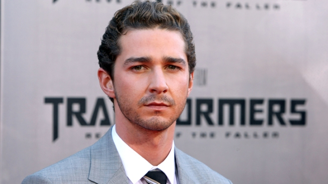 "Shia LaBeouf Sits Front Row of ""Orphans""--the Broadway Play He Left"