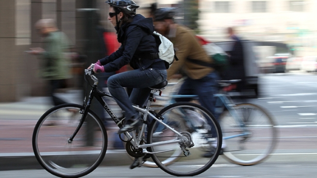 Stolen Bike Sting Operations Target Deliverymen