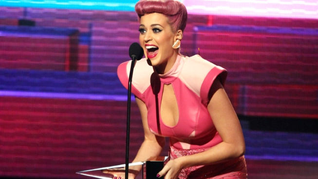 "Katy Perry Talks SNL: ""There Were A Lot of Pitches About My Boobs!"""
