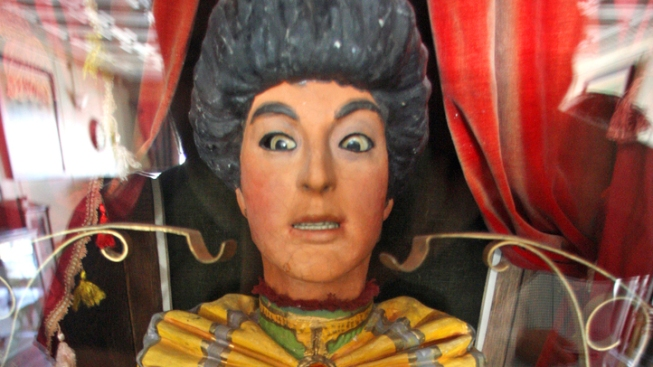 David Copperfield Eyes Rare Turn-of-the-Century Fortune Teller