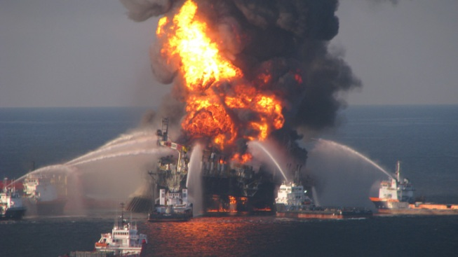 New York City Sues BP Over Pension Fund Losses