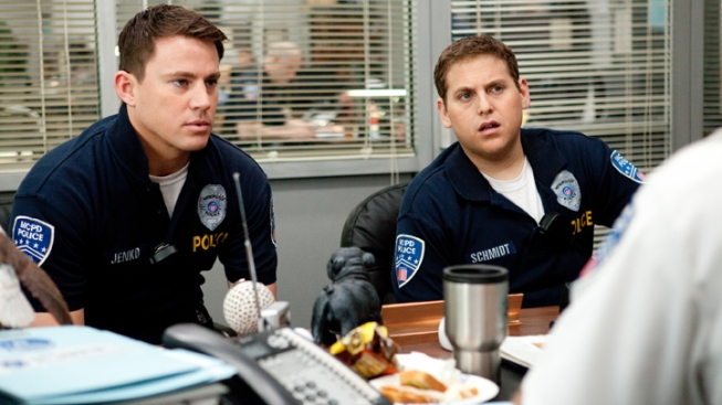 """21 Jump Street"" Leaps to No. 1 at the Box Office"