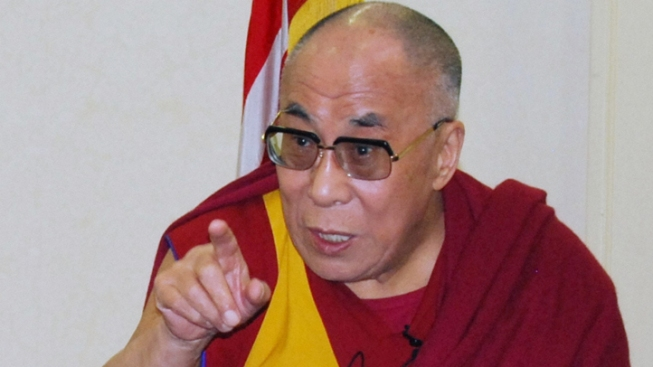 Change Society by Changing Yourself, Dalai Lama Tells NJ Crowd