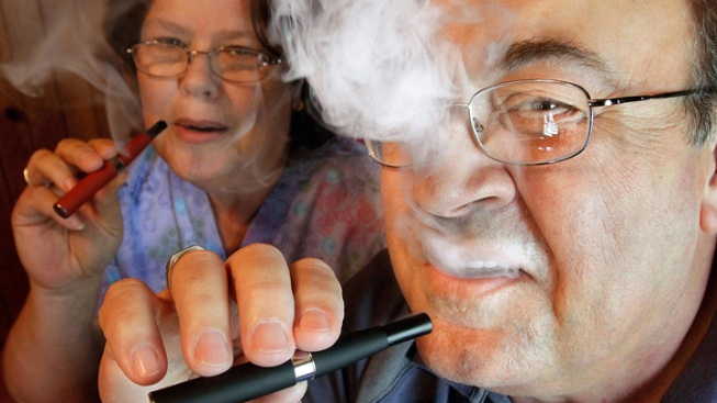 E-Cigarettes as Good as Nicotine Patches: Study