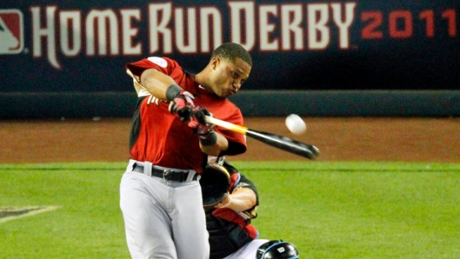 Cano Puts on a Show in Home Run Derby