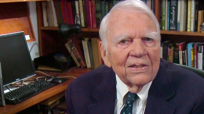 Cuomo: Andy Rooney Was True New Yorker