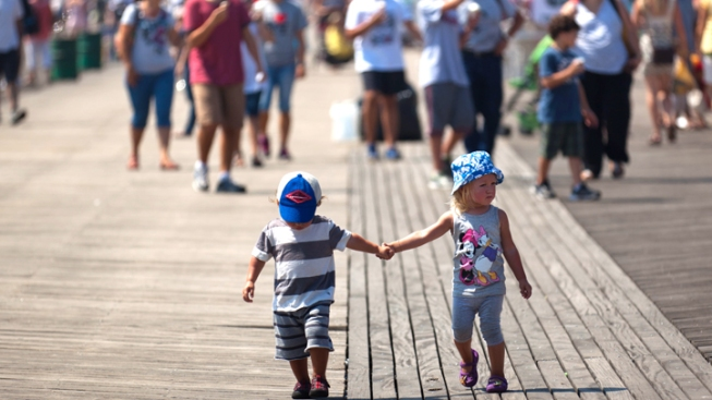 Plastic OK'd for Part of Coney Island Boardwalk