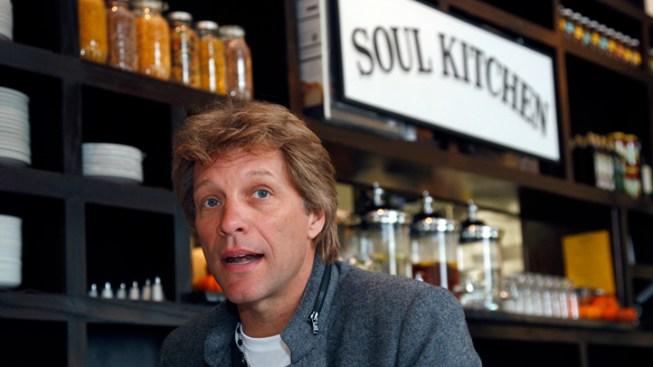 Bon Jovi Charity Restaurant Opens in NJ
