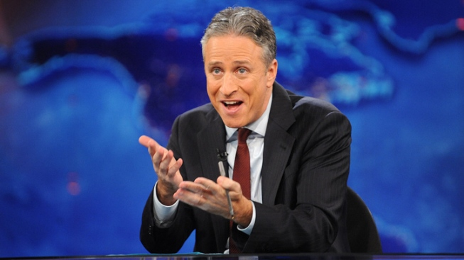 "Jon Stewart Mocks Media's ""Fair Game"" Fixation"