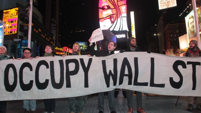 Activists Take Off on 5-Week Occupy Road Trip