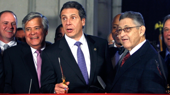 NY to OK Up to 7 Casinos, Expand DNA Database