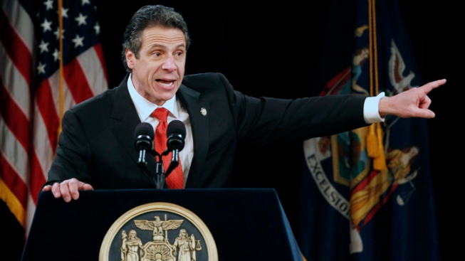 Cuomo Sets $199,000 Salary Cap for Contractors